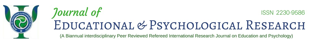 Journal of Education and Psychological Research